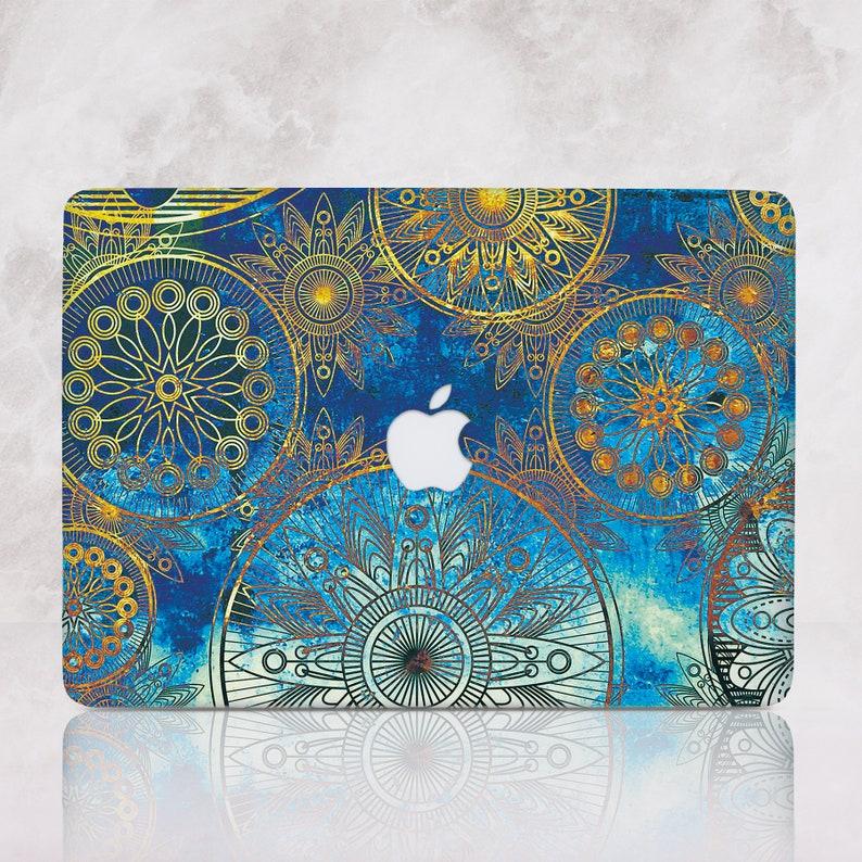 Manadala Macbook Case Macbook Pro 13 Case Macbook Air Case Hard Macbook 12  Hard Case Macbook Pro Retina Case Macbook Air 11 Case Gift RD2096