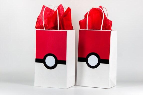 Pokemon Party Bags Pokeball