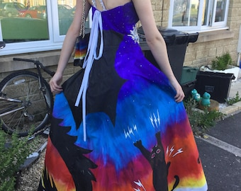 Custom Hand Painted Clothes