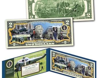 VIETNAM $2 Bill Currency Flags of the World Genuine Legal Tender U.S