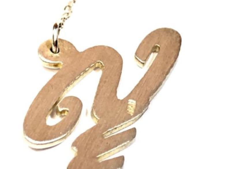 15\u201d Length Beautiful Ladies Sterling Silver \u2018SMILE\u2019 Necklace Take A Look!