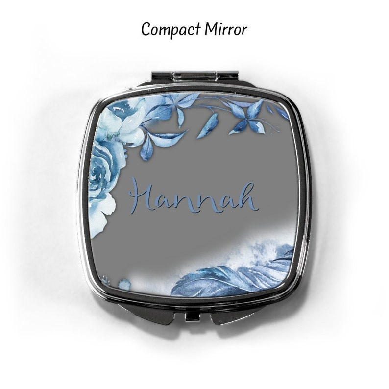 PERSONALISED Compact Mirror Someone Special Best Friend Birthday Gift For Her