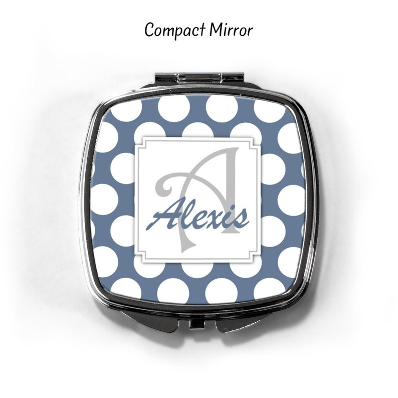 da656fd7e6c Compact Mirror Bridesmaid Gift Wife Gift Girlfriend Gift