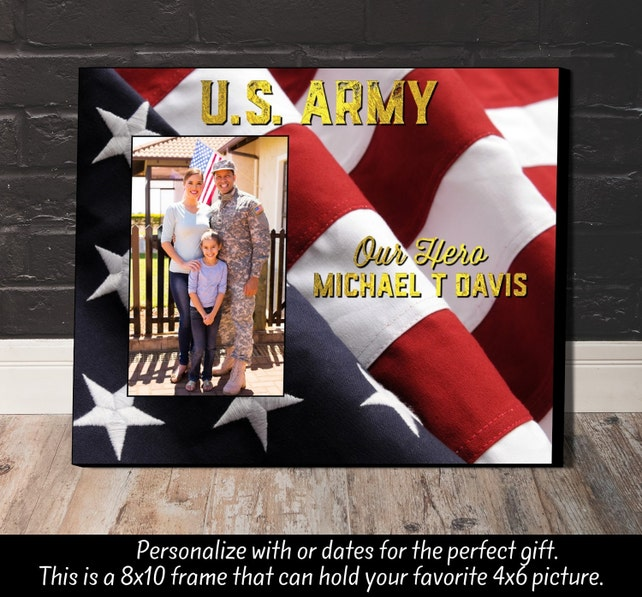 Army Gift Military Gift My Dad My Hero Our Hero Army Air Force