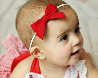 Skinny baby headband  0d288349653