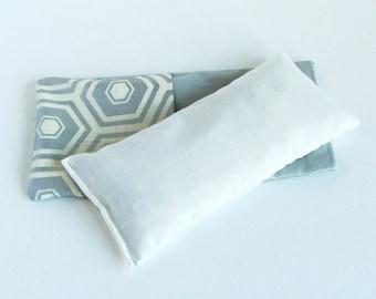 Lavender Aromatherapy Eye Pillow, Lavender Eye Pillow, Yoga Eye Pillow, Lavender Herbal Pillow, Organic Eye Pillow, Yoga Breathe Pillow