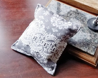 Herbal Pillow, Aromatherapy Desk Pillow, Herbal Desk Pillow, Scented Desk Pillow, Lavender Pillow