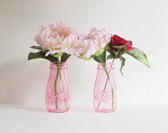 Pink Vase Etsy