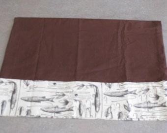Fishing pillowcase