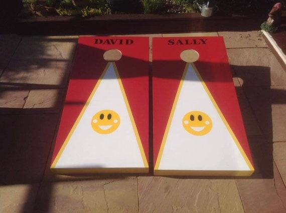 Super Emoji Large Cornhole Boards And Bags Bean Bag Toss Forskolin Free Trial Chair Design Images Forskolin Free Trialorg