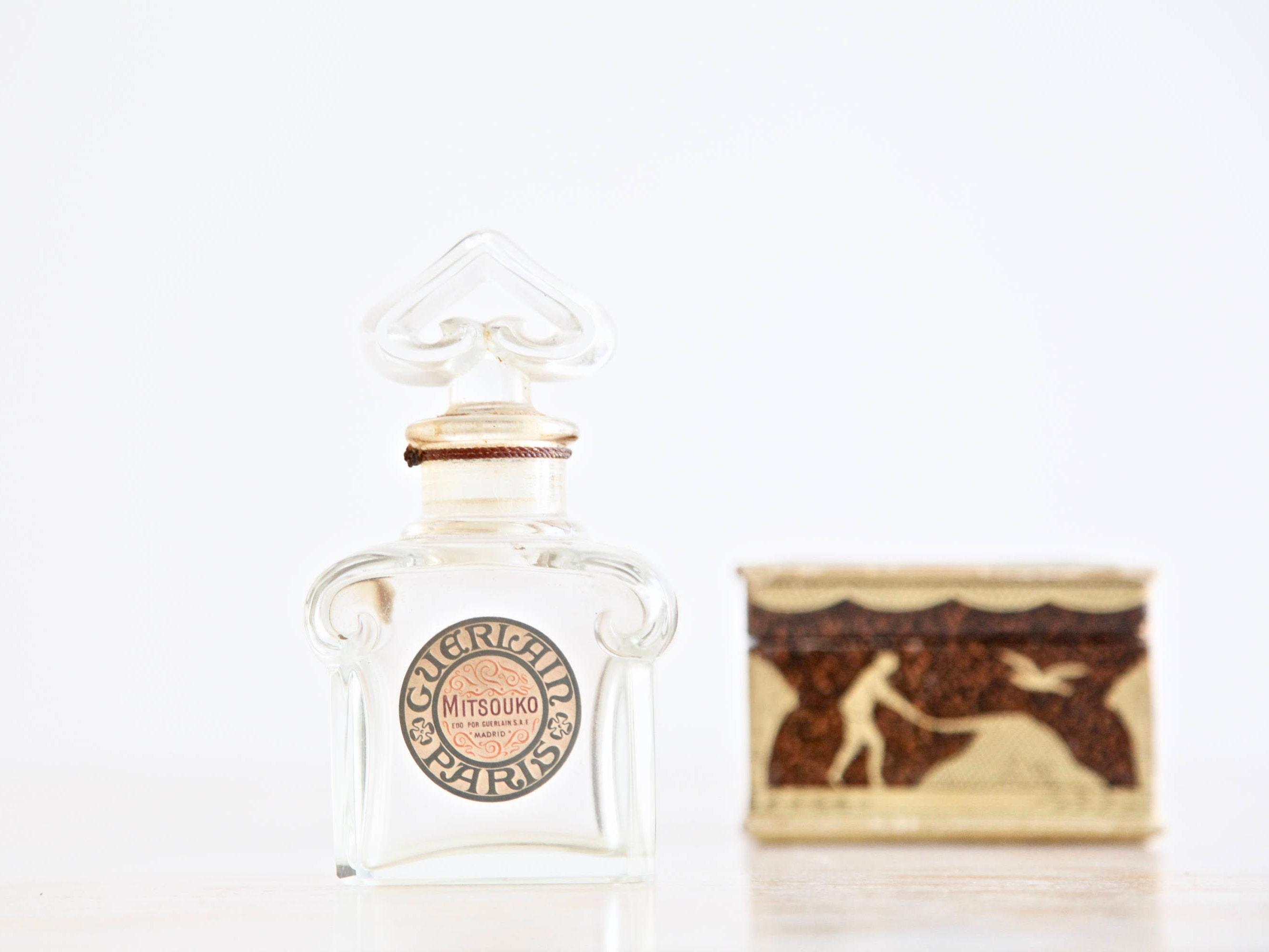 Ancien BoîteBouteille Guerlain Et GuerlainVide Vintage De Parfum Mitsouko Flacon mwvO8n0yN