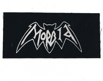 Morbid Band Logo Patch Black Metal Thrash Metal Death Metal Crust Punk D Beat Grindcore Hardcore patches