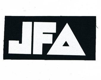 JFA Punk Patch