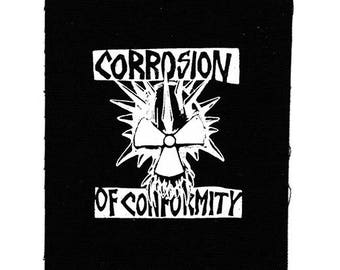 Corrosion Of Conformity Band Patch
