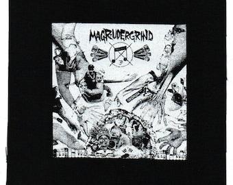 Magrudergrind Album Patch