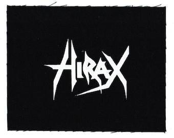 Hirax Band Patch