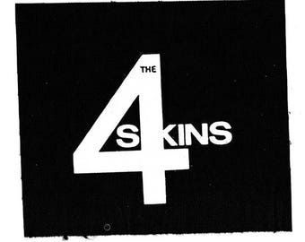 4 Skins Band Patch
