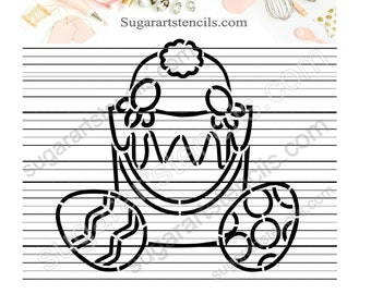 Sugarartstencils