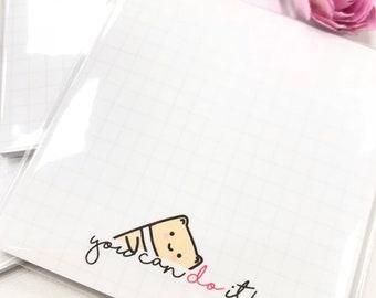 Limtied edition Neku motivation Sticky Note