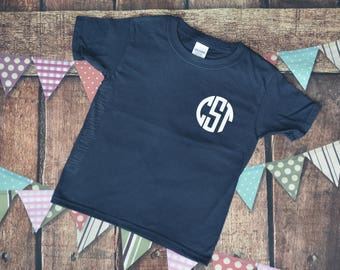 ac72fc38f9066 Monogrammed t shirts | Etsy