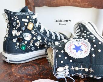 Redesigned Chucks by La Maison76