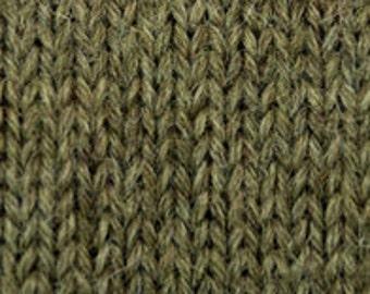 SALE! Olive Baby Alpaca Yarn (110 yards each) Classic Baby Alpaca Yarn 1414 DK Weight Green Yarn - 100 Percent Baby Alpaca - Sale - 33% Off