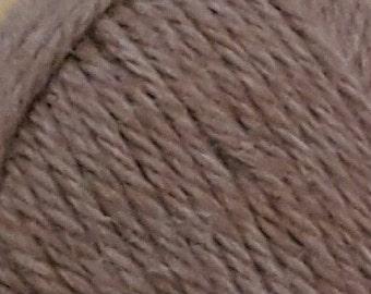 SALE! DK Weight Tan Alpaca Yarn (110 yards each) - Classic Baby Alpaca 0206 Waikiki Tan - 100 Percent Baby Alpaca - Sale - Reduced 33%
