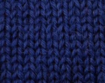 SALE! Marine Baby Alpaca Yarn (110 yards each) - Classic Baby Alpaca Yarn 1626 DK Weight - 100% Baby Alpaca Yarn - Sale- Discounted