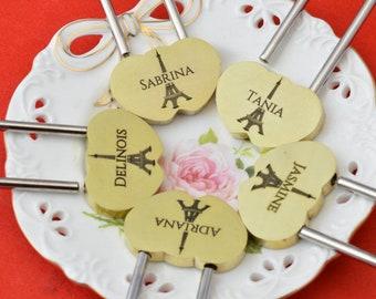 "Engraved padlock, Set of XX Love locks, Love lock, 2""(50 mm), engraved love lock heart, engraved lock, Engraved Love lock, wedding favour"