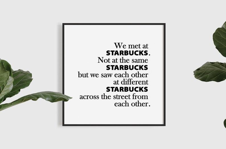 Best In Show Movie Poster We Met At Starbucks Mockumentary image 0