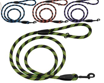 Dog Leash, Rope Dog Leash, Climbing Rope Dog Leash, Dog Lead, Christmas Gift