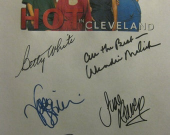 Cleveland script | Etsy
