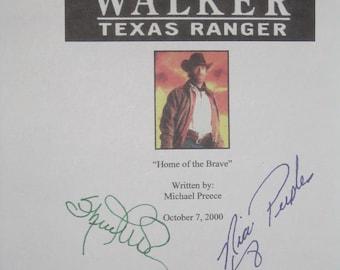 Walker Texas Ranger Etsy