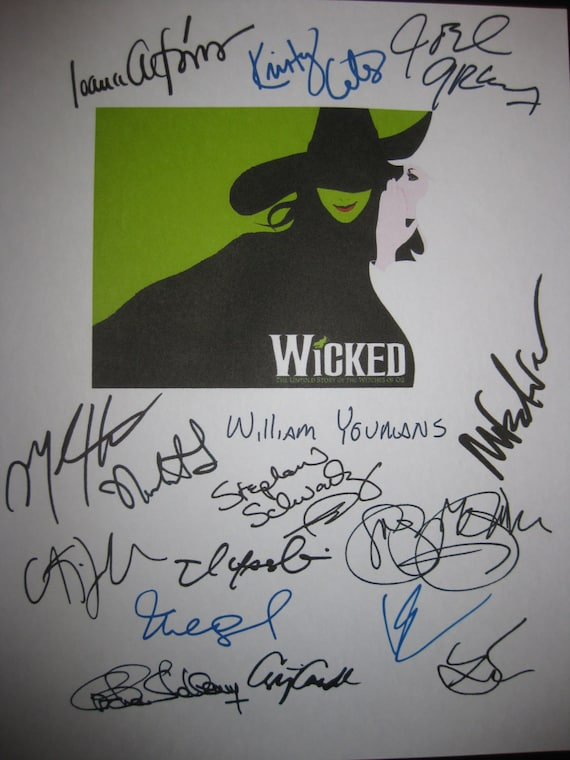 Wicked script