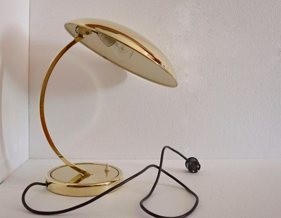 Christian Dell Table Lamp, Kaiser Idell Model 6751, 1950s
