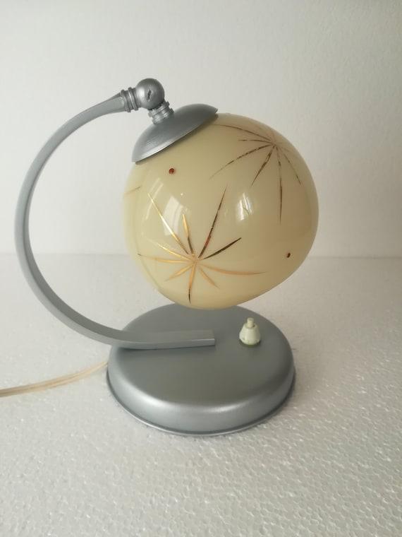 Table Art Deco Bureau Lampe De Chevet Lampe 1930 40 S Etsy