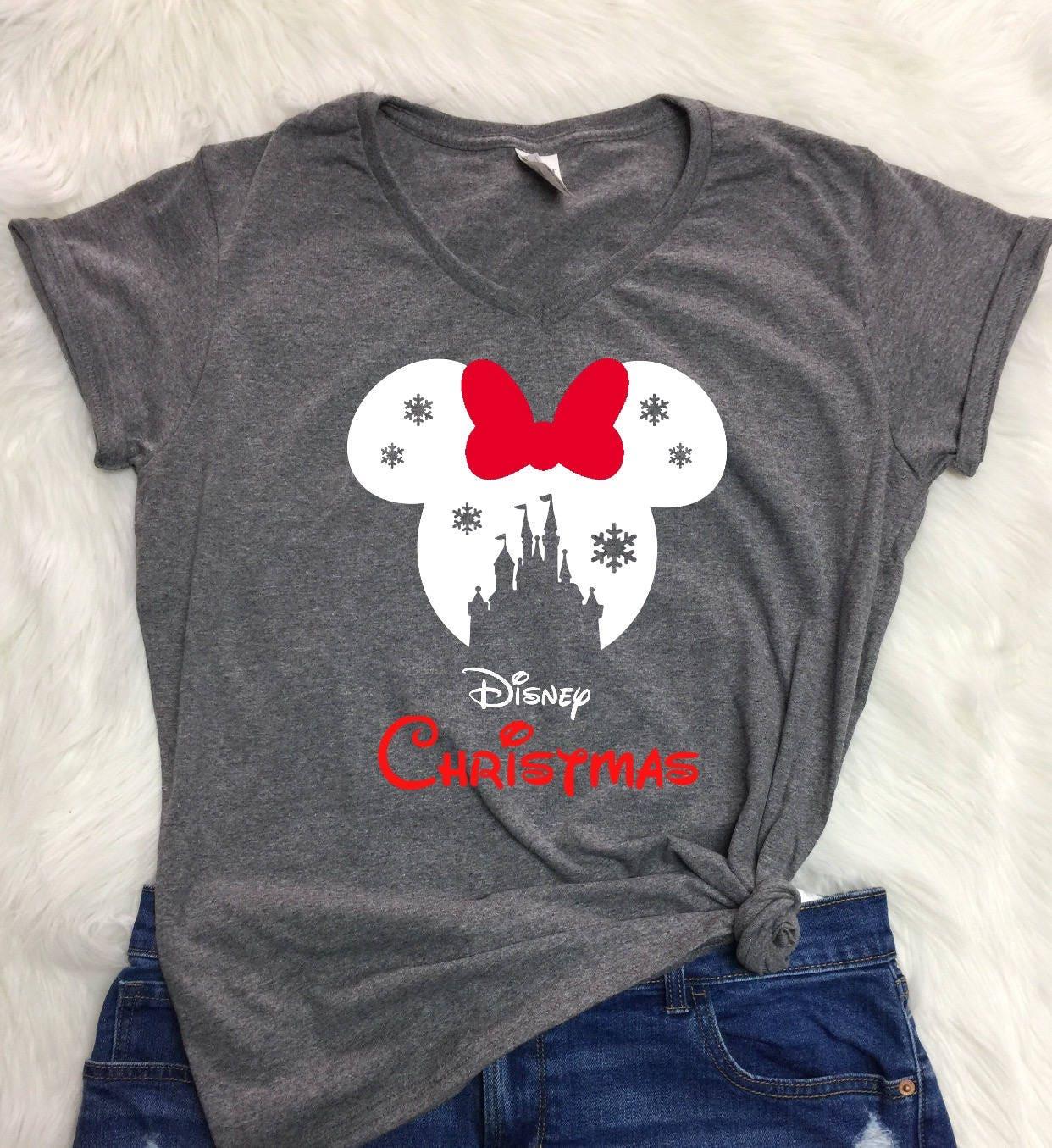 50 - Disney Christmas Shirts