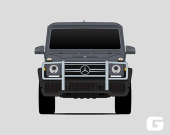 Mercedes-Benz G-Class // G-Wagen // G500 // G63 // G350 // AMG