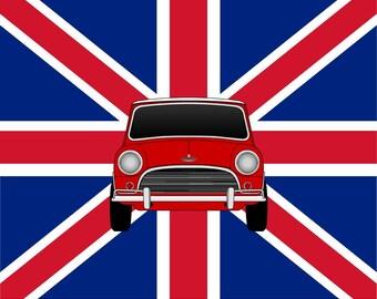 Classic Mini Cooper // British // Austin Mini // Mark I Mini // Austin 850 // Austin Seven, Morris 850 // Morris Mini