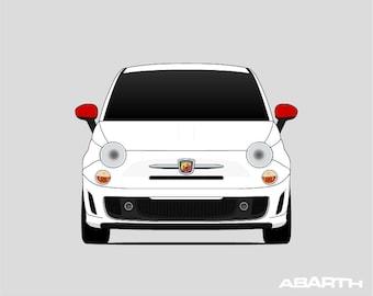 Fiat 500 Abarth // New 500 // Nuova 500 // Abarth 500 // 500c // 500e //
