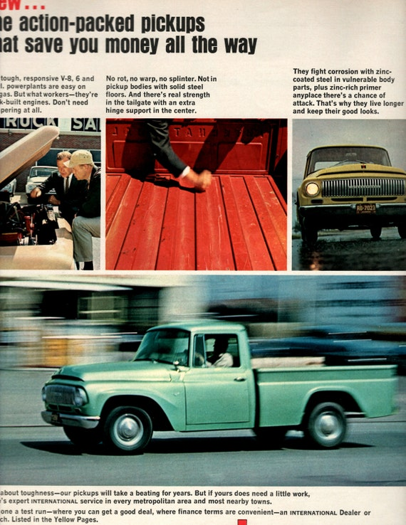 International Pickup Truck Parts