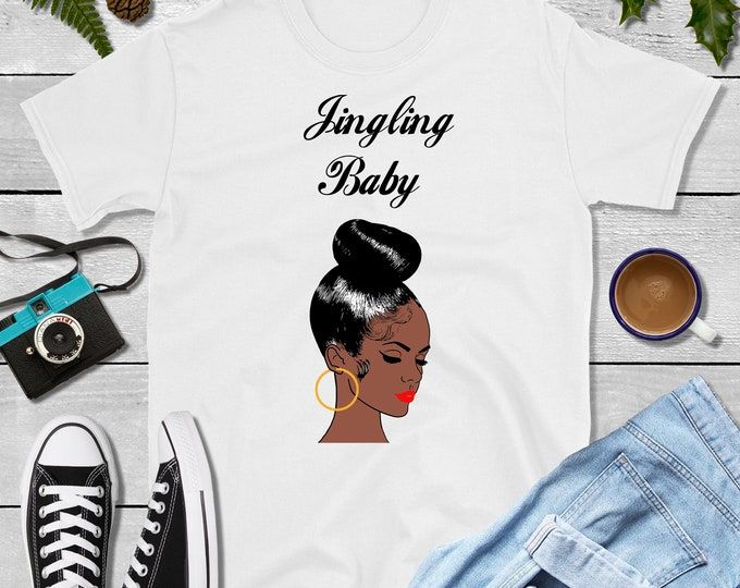 Featured listing image: Jingling Baby Hip Hop Short-Sleeve T-Shirt