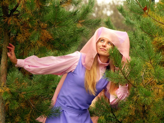 sc 1 st  Etsy & Maid Marian dress fox Maid Marion costume Robin Hood