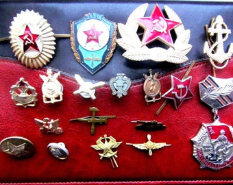 Signs Soviet Army