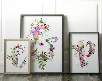 watercolor- illustration-art- print-alphabet-A-B-C-D-E-F-G-H-I-J-K-L-M-N-O-P-Q-R-S-T-U-V-W-X-Y-&-Z