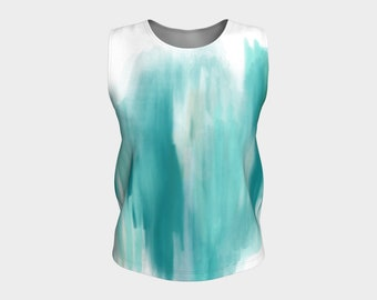 Emmy Water loose tank top