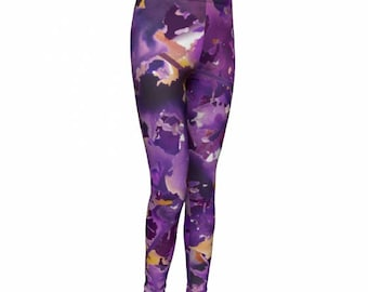 Exhale- kids leggings