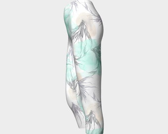 """lightness"" capri legging"