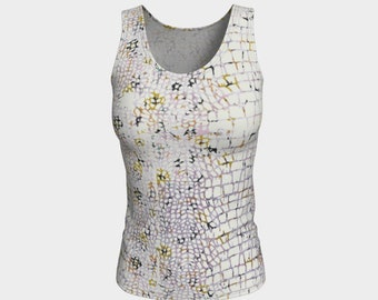 Lou fitted tank top