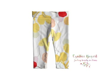 "baby + toddler leggings -""favorite things"" - 6m-3yr"